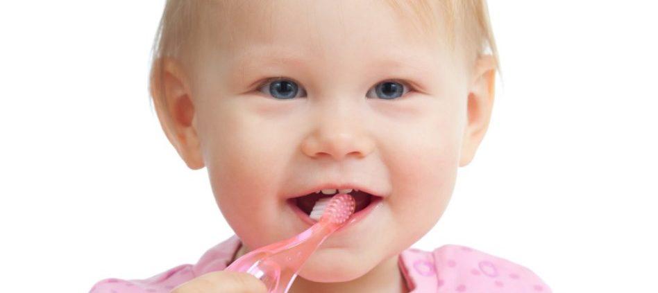 salud oral bebe