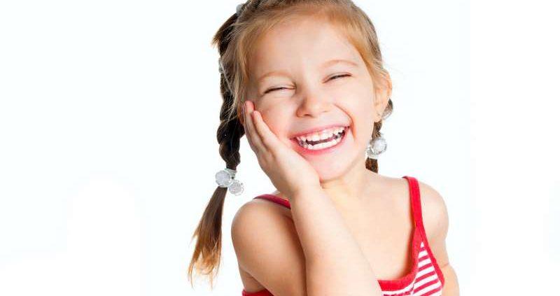 niños y salud de las encías