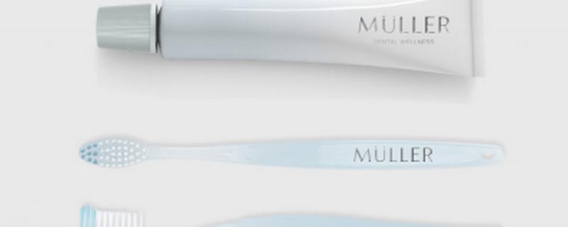 pasta de dientes casera Muller