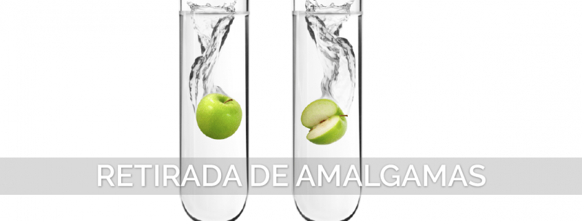 extracción de amalgamas dentales