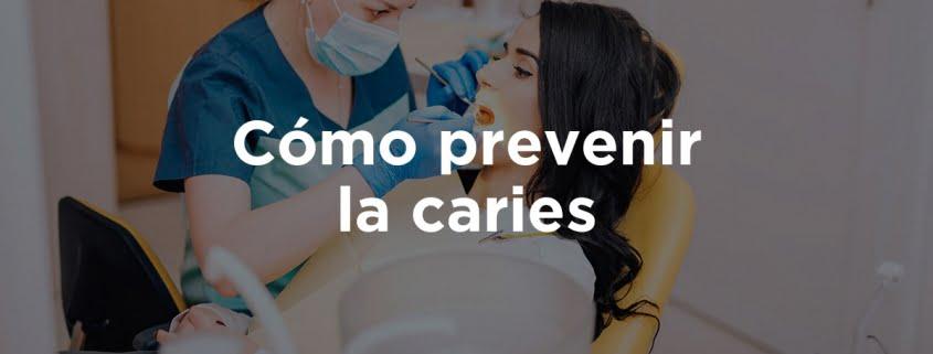 Prevenir la caries
